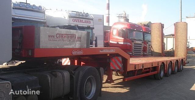 NOOTEBOOM OSD-73-04V low bed semi-trailer