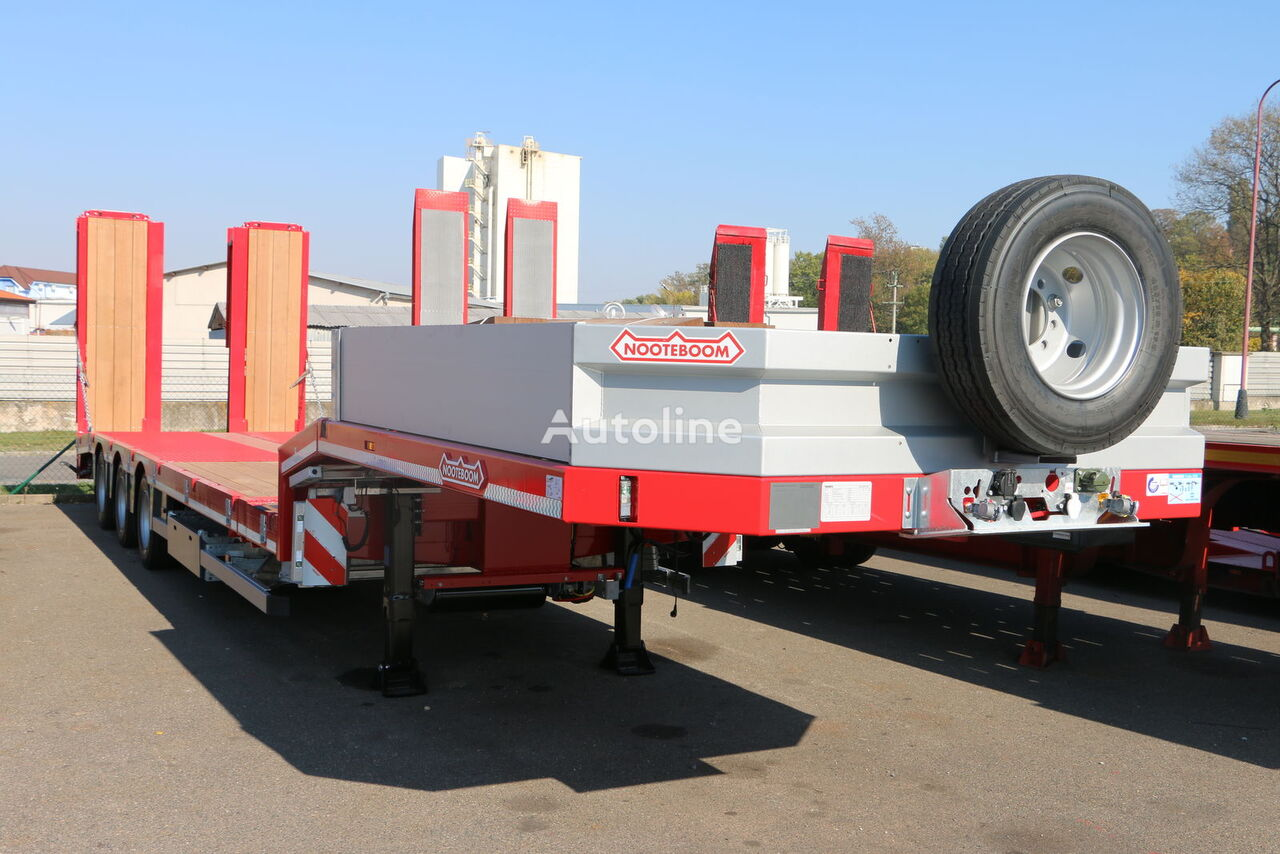 new NOOTEBOOM OSDS-48-03V low bed semi-trailer