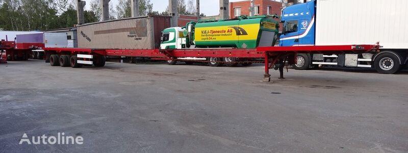 NOOTEBOOM OVB 48 VV low bed semi-trailer