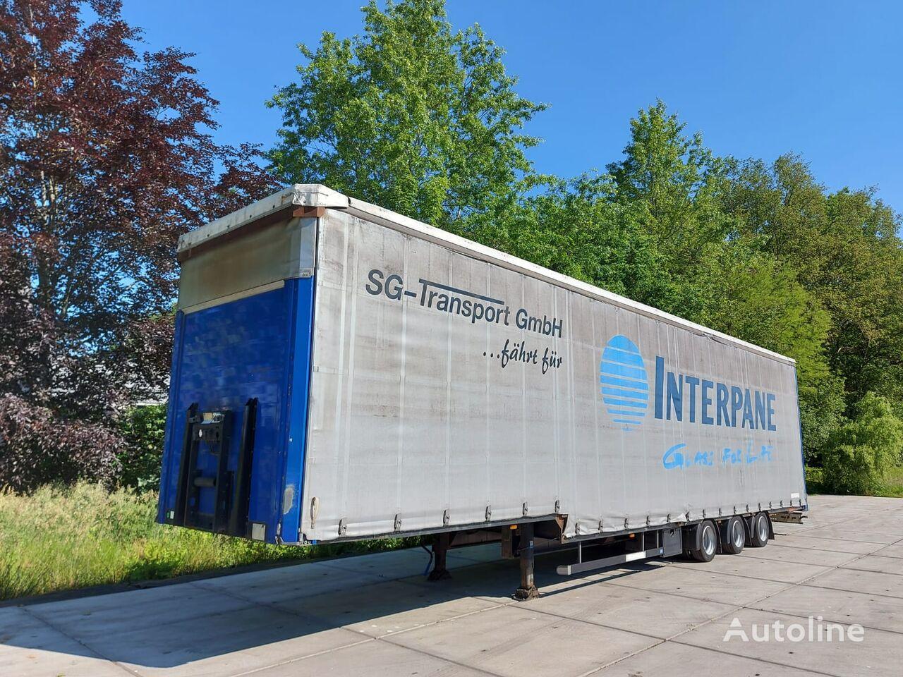 SCHWARZMÜLLER Mega low deck  323cm inside low bed semi-trailer