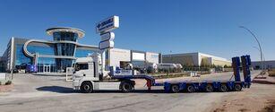 new SINAN TANKER-TREYLER LOWBED low bed semi-trailer