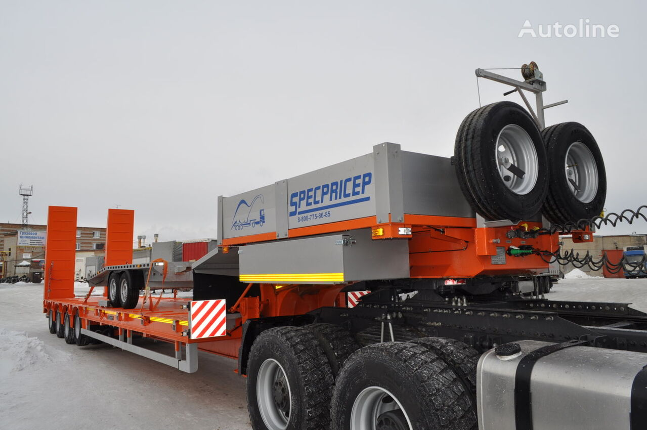 new SPECPRICEP 994274 low bed semi-trailer