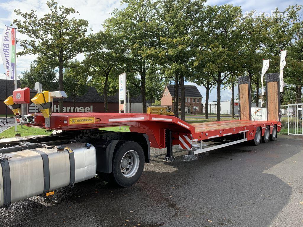 Scorpion ALM Damper SCP3 54 ton Hydraulick ramps rampen semi tr low bed semi-trailer