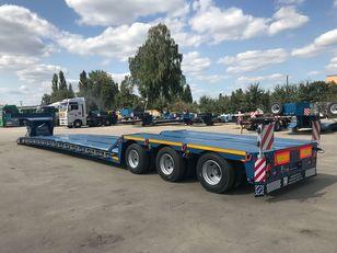 new TAD Classic 30-3 low bed semi-trailer