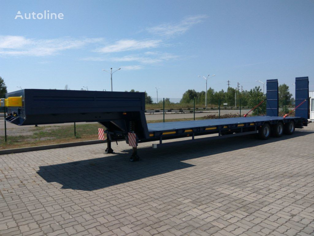 new VARZ NPV 3811 low bed semi-trailer