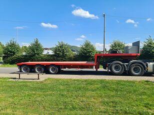 ZORZI low bed semi-trailer