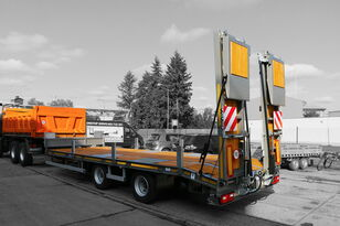 new ZRUST ZPT 21 low bed semi-trailer
