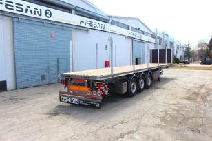 new FESAN NEW FE-PLT-03 platform semi-trailer