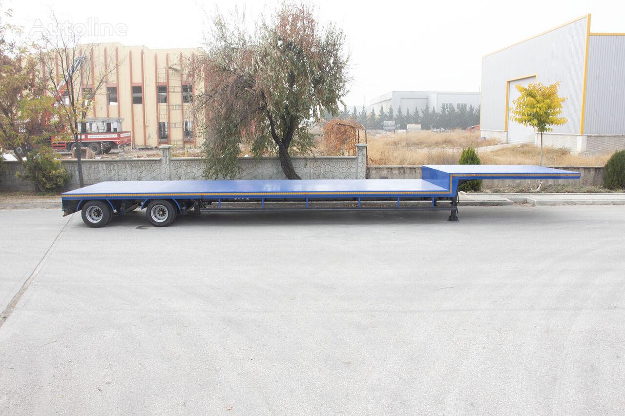 new FESAN TRANSFORMER PLATFORM platform semi-trailer