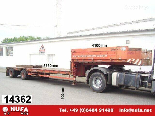 GOLDHOFER STPA T2-22/80A platform semi-trailer