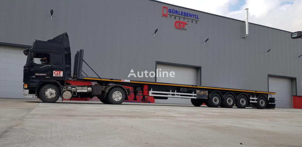 new GURLESENYIL blink semi trailers  platform semi-trailer
