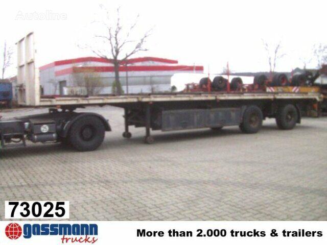 HENDRICKS HPA / platform semi-trailer