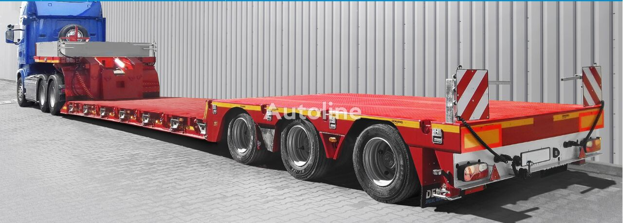 new Jeho 99981-02 tral platform semi-trailer