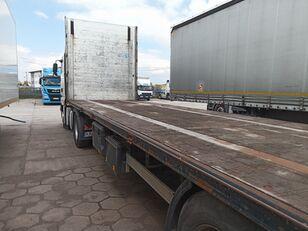 KÖGEL platform semi-trailer