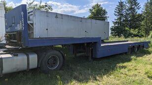 LAWRENCE DAVID CT S1524 platform semi-trailer