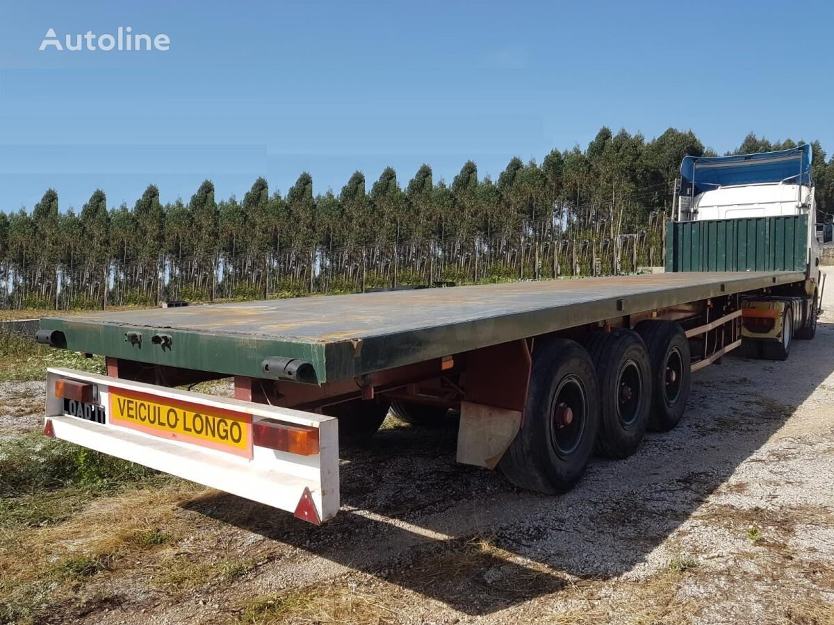 TRAILOR Flat Bed trailer platform semi-trailer