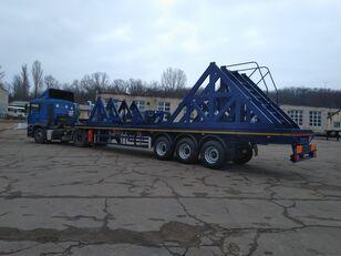new VARZ НПП 2314 platform semi-trailer