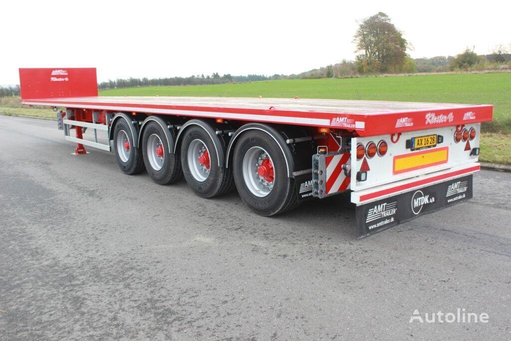 new AMT Trailer ÅT400 platform semi-trailer