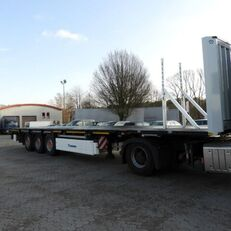 new KRONE Profi Liner SDP 27 Baustahltransporte -SOFORT platform semi-trailer