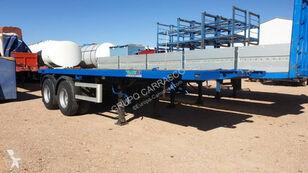 LECI TRAILER SR 2E platform semi-trailer