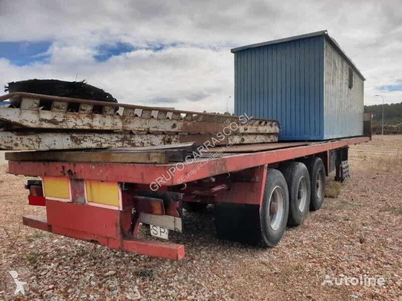 LECINENA platform semi-trailer