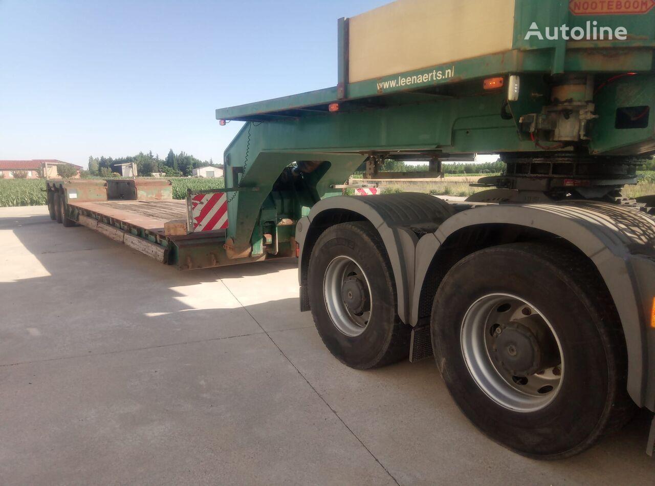 NOOTEBOOM EURO 82-03 (P) /+/ JPD-49 platform semi-trailer