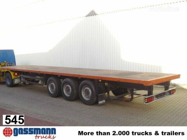 SCHMITZ CARGOBULL Cargobull SPR / 24 platform semi-trailer