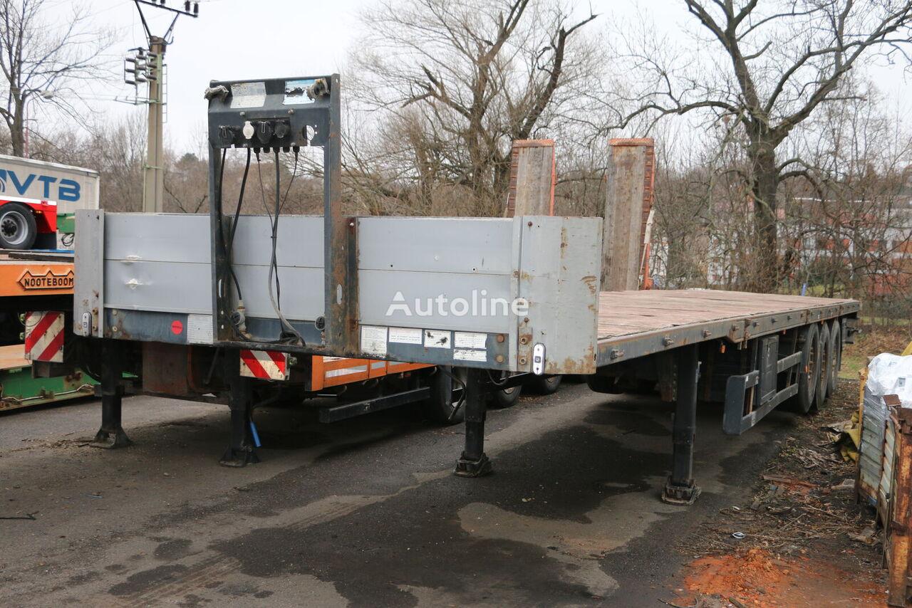 SCHWARZMÜLLER SPA 3/A platform semi-trailer