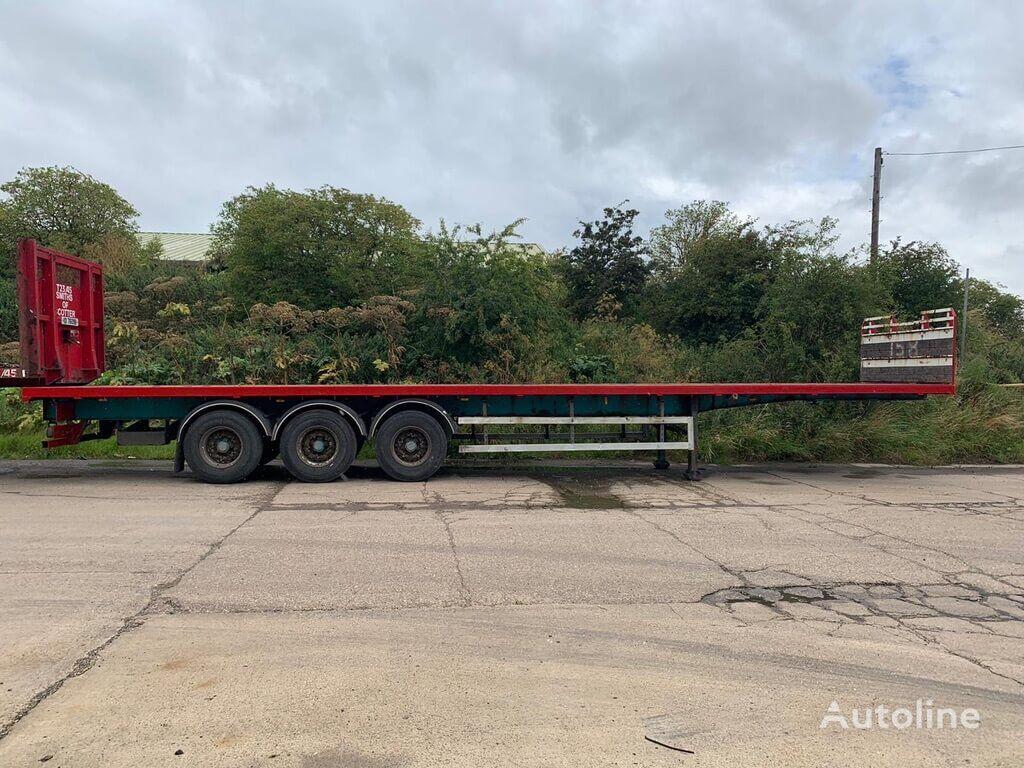 SDC Flatbed  platform semi-trailer