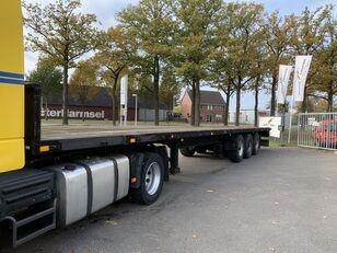 VOGELZANG VO-12-27 platte oplegger met nwe APK platform semi-trailer