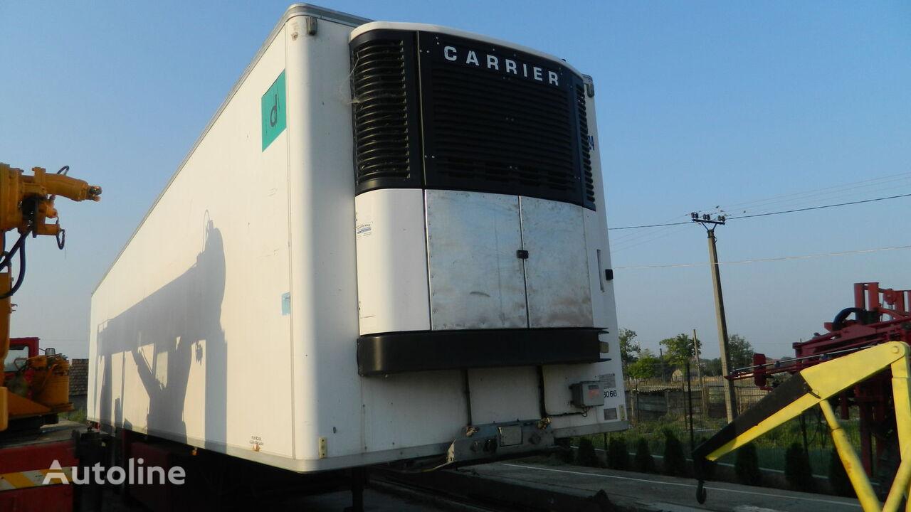 ACKERMANN-FRUEHAUF refrigerated semi-trailer