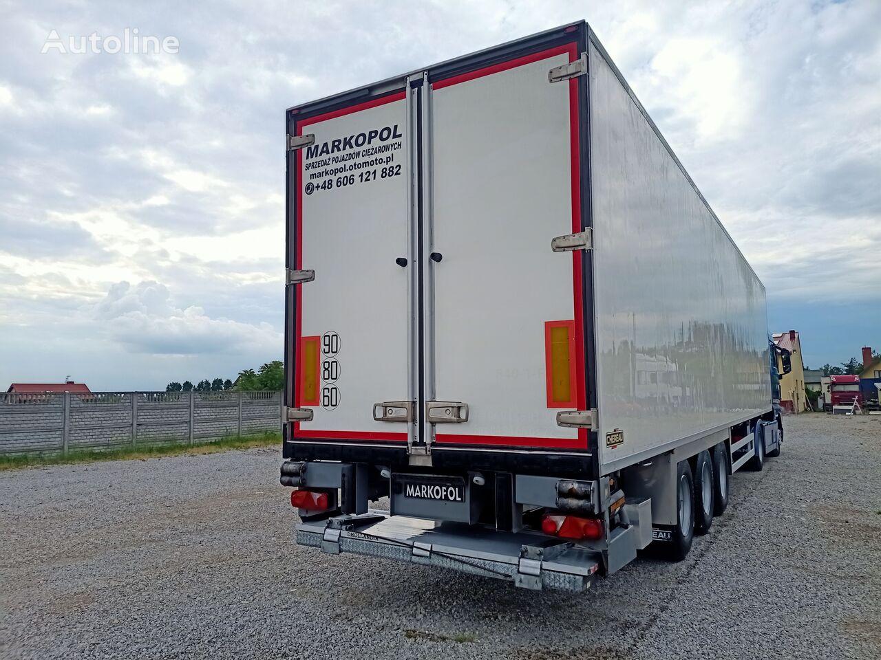 CHEREAU CARRIER MAXIMA 1300/ REZERWACJA refrigerated semi-trailer