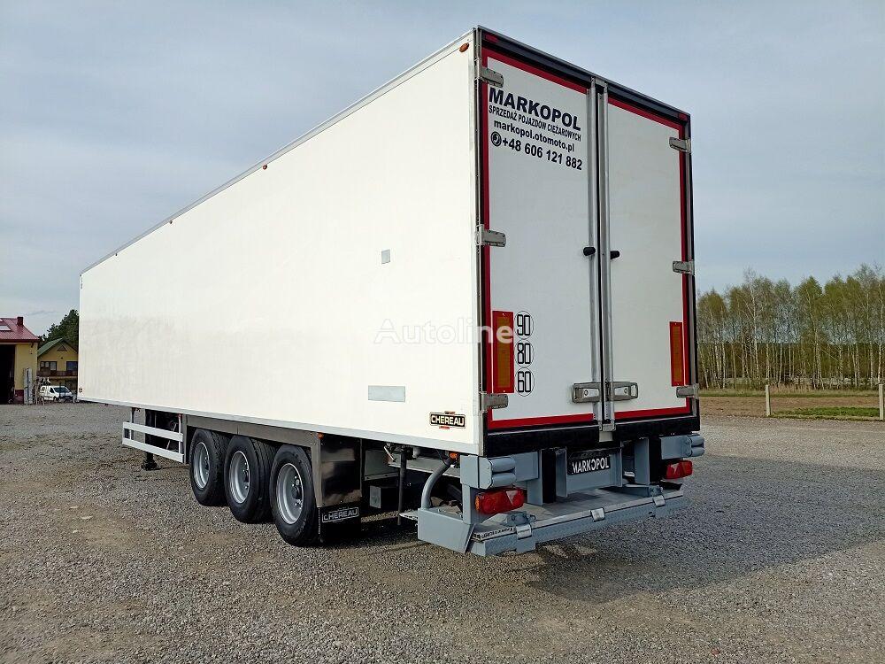 CHEREAU REZERWACJA refrigerated semi-trailer