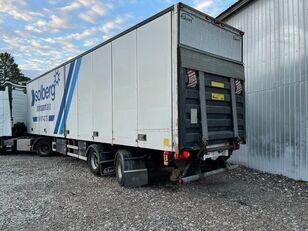 EKERI L2 + FRIDGE + LIFT + DOORS refrigerated semi-trailer
