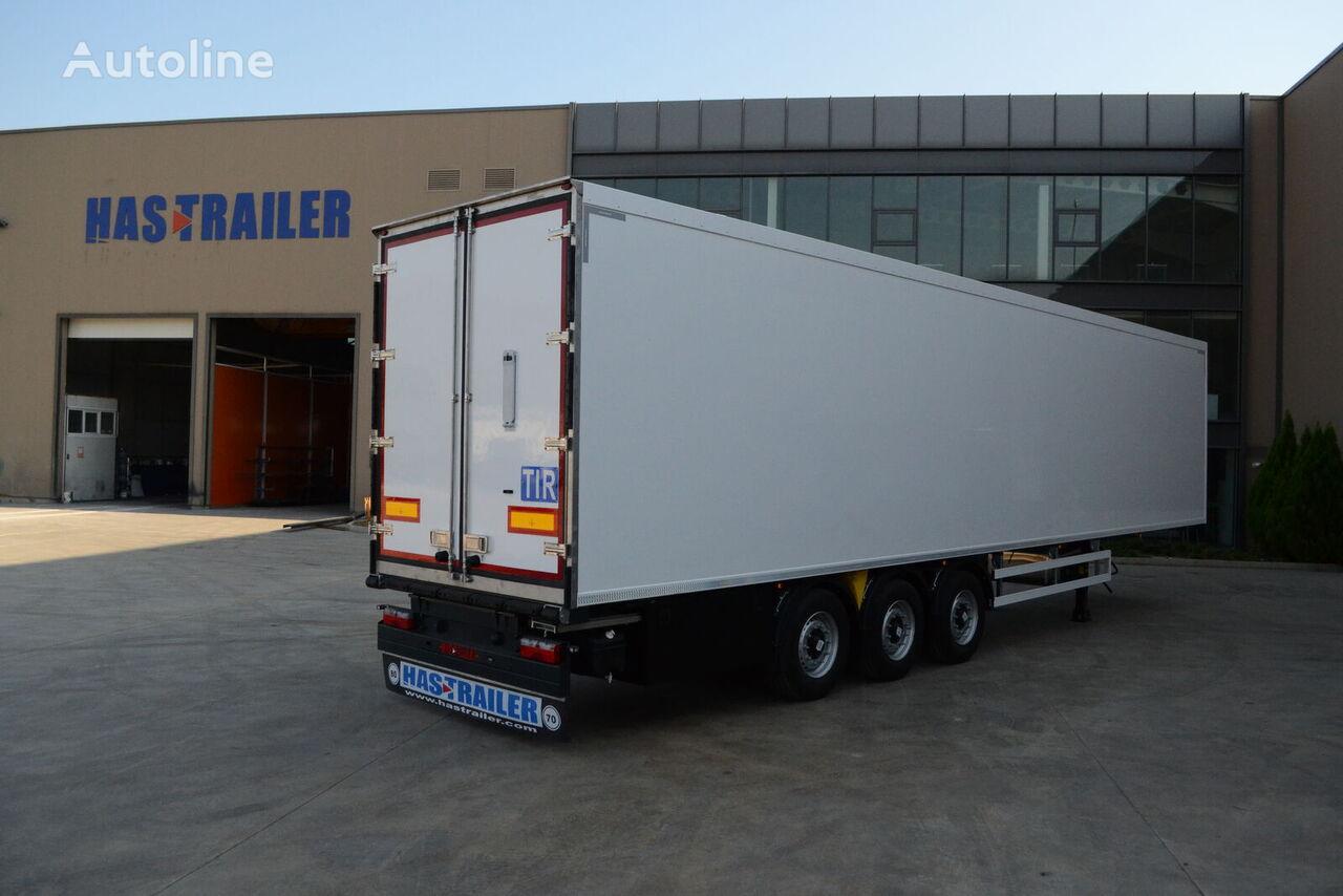 HASTRAILER V1 refrigerated semi-trailer