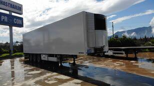 new HASTRAILER V1 refrigerated semi-trailer