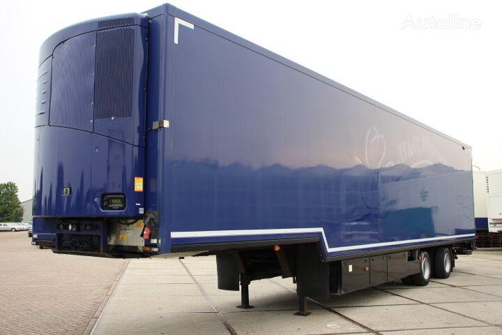 KMA A.P.K. / T.U.V. 16 - 07 2022 BLOEMEN PLANTEN VERKOOP TRAILER refrigerated semi-trailer