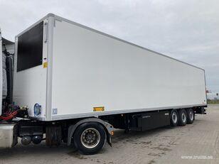 KÖGEL S24-4 TOPELTLAETAV refrigerated semi-trailer