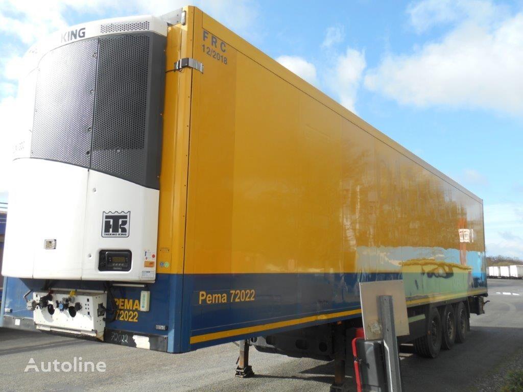 KRONE 3Achs Kühlauflieger Doppelstock TK SLX 300 refrigerated semi-trailer