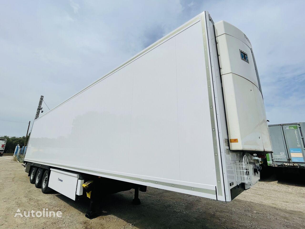 KRONE Frigorífico  refrigerated semi-trailer
