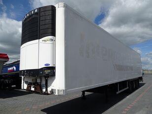 LAMBERET REFRIDGERATOR / CARRIER VECTOR 1800 / SAF/ LIFTED AXLE / ELEVATO refrigerated semi-trailer
