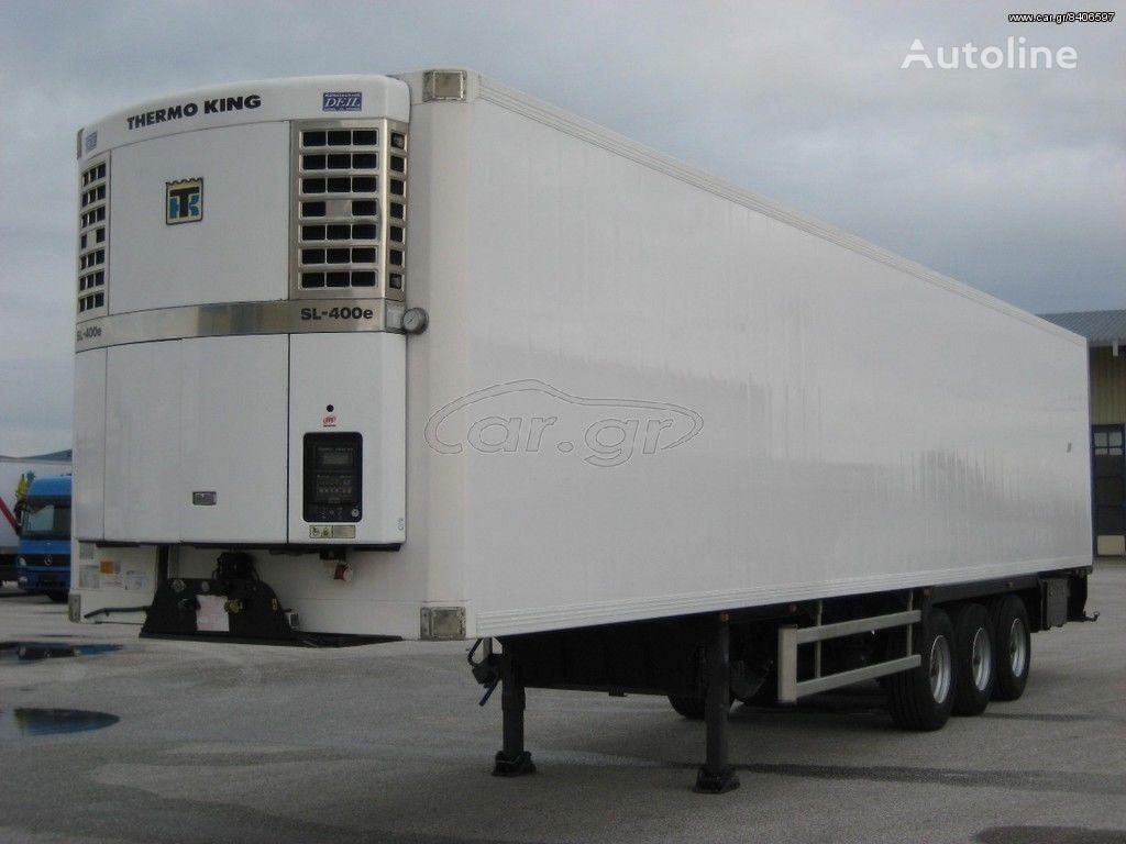 LAMBERET SEMIFROGO SR01/SCHEUWIMMER '05 refrigerated semi-trailer