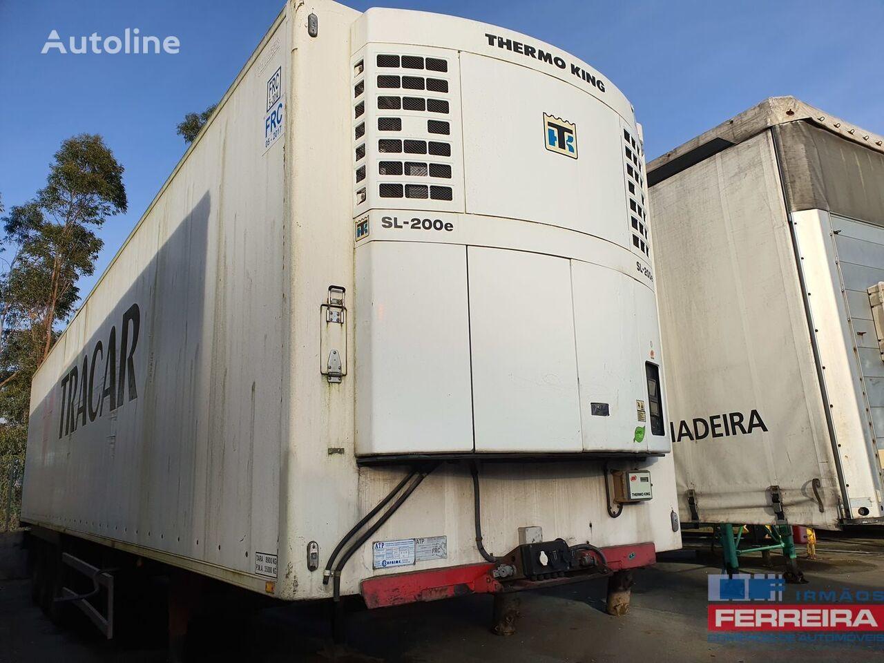 LECI TRAILER P 35 refrigerated semi-trailer