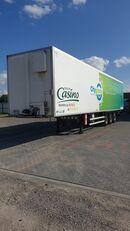 MERKER 2013 / Furgon-chłodnia / osie SAF /  refrigerated semi-trailer