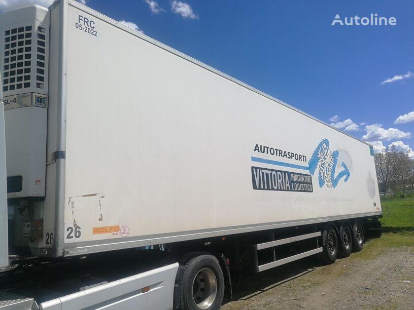 MERKER VIBERTI M300 FRIGO ATP FRC refrigerated semi-trailer