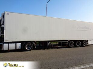 MIROFRET F 2618 + 3 AXLE + Thermoking SMX refrigerated semi-trailer