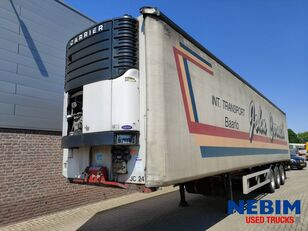 MIROFRET TRS-3 refrigerated semi-trailer