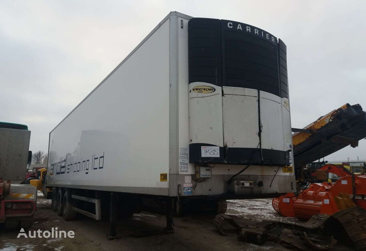 MONTRACON, refrigerated refrigerated semi-trailer
