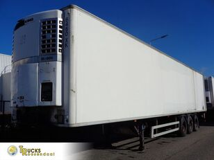 PACTON TXZ 340 + 3 Axle + Chereau+Thermo King SL-300 refrigerated semi-trailer