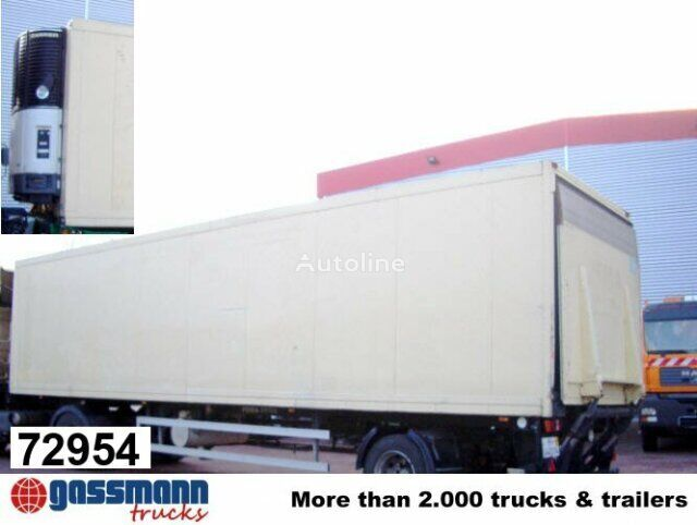 SAL / 20.5-10.7 Z refrigerated semi-trailer